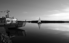Boats, photo, Landscapes, Wallpaper, water