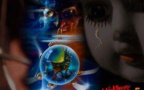A Nightmare on Elm Street 5: The Dream Child, A Nightmare on Elm Street: The Dream Child, film, movies