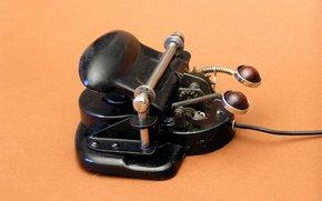 mouse, Sintonia, design, Antiquariato