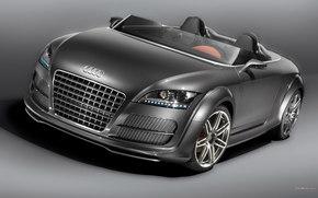 Audi, TT, авто, машины, автомобили