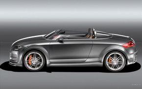 Audi, TT, auto, Machines, Cars
