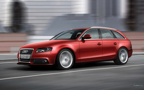 Audi, A4, auto, Machines, Cars