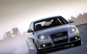 Audi, A4, Auto, Maschinen, Autos
