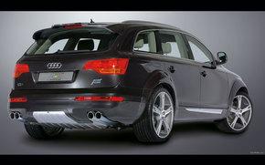 Audi, Q7, авто, машины, автомобили