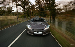 Aston Martin, DB9, auto, Machines, Cars