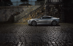 Aston Martin, DBS, auto, Machines, Cars