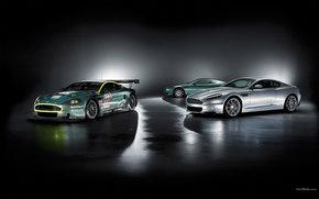 Aston Martin, Mehrere, Auto, Maschinen, Autos