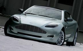 Aston Martin, Vanquish, авто, машины, автомобили