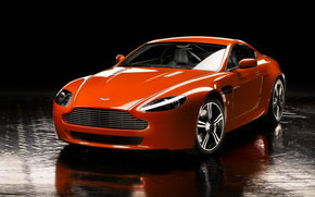 Aston Martin, Przewaga, Samochd, maszyny, samochody