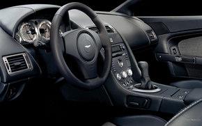 Aston Martin, Vantage, auto, Machines, Cars