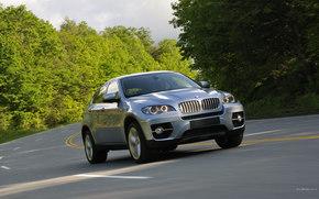 BMW, X6, Voiture, Machinerie, voitures