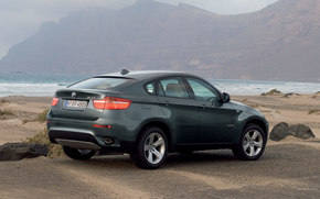 BMW, X6, auto, Machines, Cars
