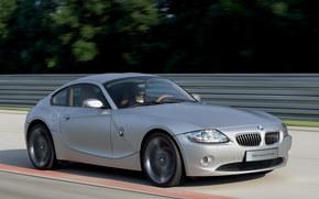 BMW, Z4, Samochd, maszyny, samochody