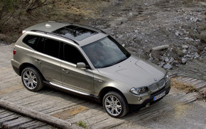 BMW, X3, auto, Machines, Cars