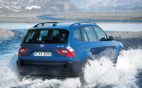 BMW, X3, 汽车, 机械, 汽车