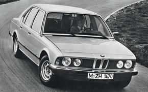 BMW, Srie 7, Voiture, Machinerie, voitures