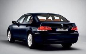 BMW, 7 Series, Coche, Maquinaria, coches