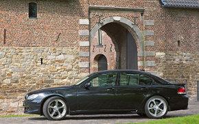 BMW, 7 Series, Samochd, maszyny, samochody