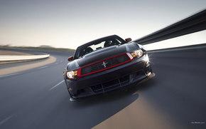 Ford, Mustang, авто, машины, автомобили