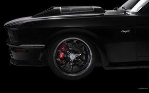 Vad, Mustang, Main, maini, masini