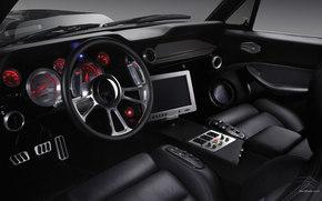 Furt, Mustang, Auto, Maschinen, Autos