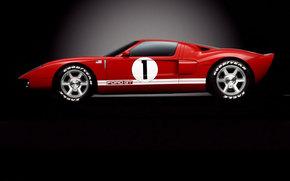 Ford, GT40, 汽车, 机械, 汽车
