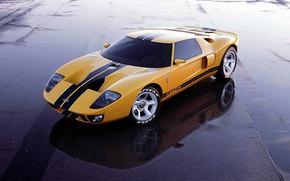 Guado, GT40, Auto, macchinario, auto