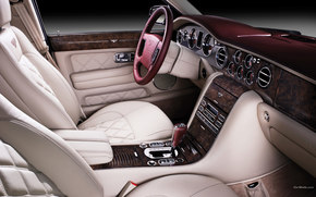 Bentley, Arnage, авто, машины, автомобили