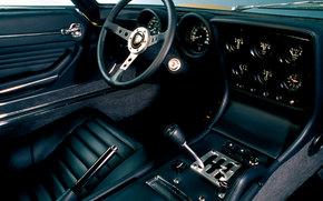 Lamborghini, Countach, Carro, maquinaria, carros