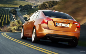 Volvo, S60, авто, машины, автомобили