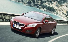 Volvo, C70, auto, Machines, Cars