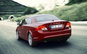 Volvo, C70, Carro, maquinaria, carros