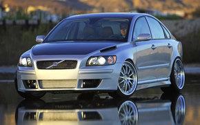 Volvo, S40, Carro, maquinaria, carros