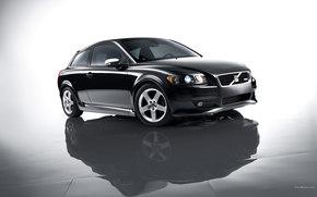 Volvo, C30, auto, Machines, Cars
