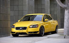 Volvo, C30, Auto, macchinario, auto