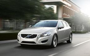 Volvo, V60, Auto, macchinario, auto