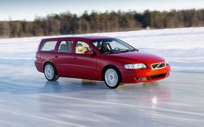 Volvo, V70, авто, машины, автомобили