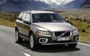 Volvo, XC70, Coche, Maquinaria, coches