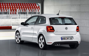 Volkswagen, Golf 3D, авто, машины, автомобили