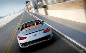 Volkswagen, Golf 3D, Auto, Maschinen, Autos