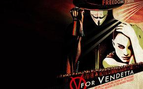 «V» Vendetta, V per Vendetta, film, film