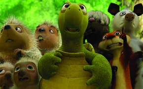 Over the Hedge, Over the Hedge, film, movies