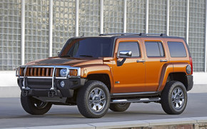 Hummer, H3, auto, Machines, Cars