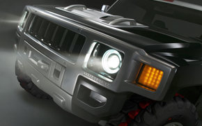 Hummer, H3, авто, машины, автомобили