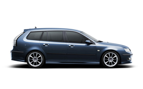 Saab, 9-5 Sport Combi, auto, Machines, Cars