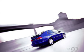 Saab, 9-5 Sport Combi, auto, Machines, Cars