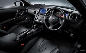 Nissan, GT-R, Auto, Maschinen, Autos