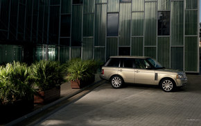 Land Rover, Range Rover, авто, машины, автомобили