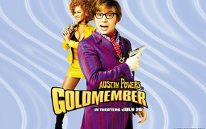 Остин Пауэрс: Голдмембер, Austin Powers in Goldmember, фильм, кино