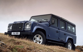 Land Rover, Defender, auto, Machines, Cars